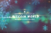 Bitcoin World поздравляет с наступающим 2017г. eng