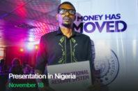 Презентация в Нигерии