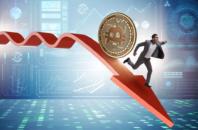 Биткоин и остальной криптовалютный рынок терпят крах